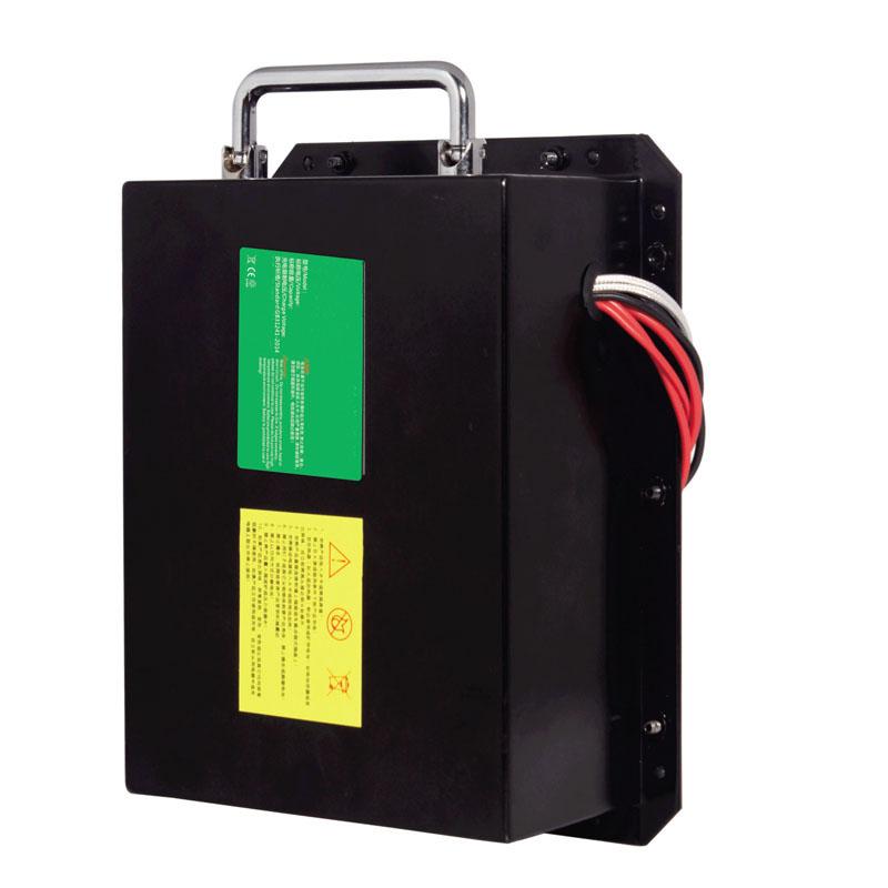 26650光伏太陽能電池板清潔智能機器人磷酸鐵鋰電池25.6V10Ah-Ainbattery.com