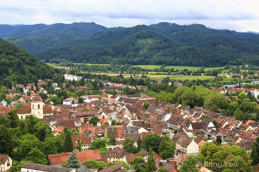 【德國南部旅遊景點】搭火車公車暢遊黑森林Schwarzwald。不自駕交通攻略/住宿推薦   BringYou