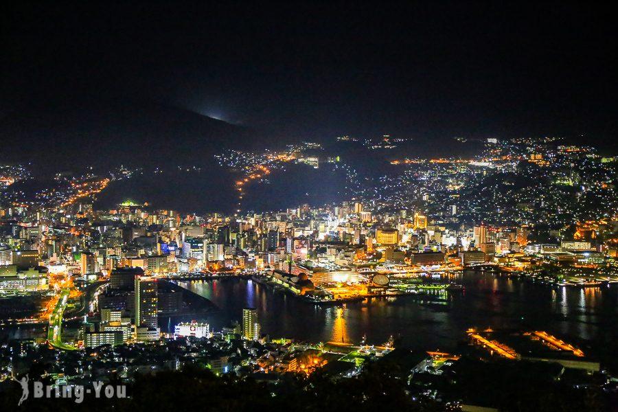 【日本三大夜景】長崎必看稻佐山夜景交通攻略,纜車營業時間   BringYou