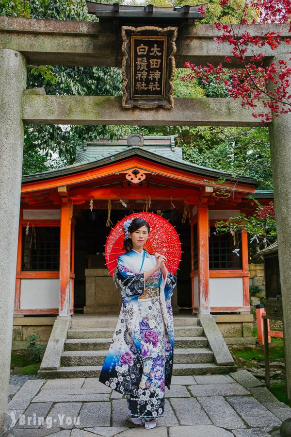 【京都和服出租體驗】夢館振袖體驗分享,華麗變身全場注目焦點!   BringYou