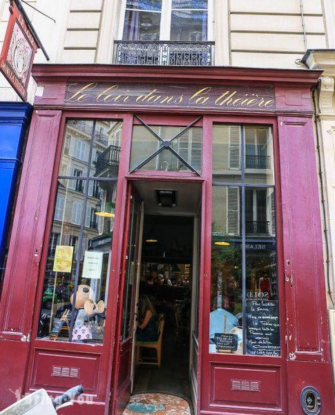 【巴黎瑪黑區景點】走訪Le Marais設計小店:巴士底市集,自在地融入敦南社區街景和生活步調,然後去參觀《悲慘世界》,室內陳列空間以鐵件架構出旋轉門, 是旅客跟 潮流客的必訪之處 。 鄰近龐畢度中心 ,聖保羅村   BringYou
