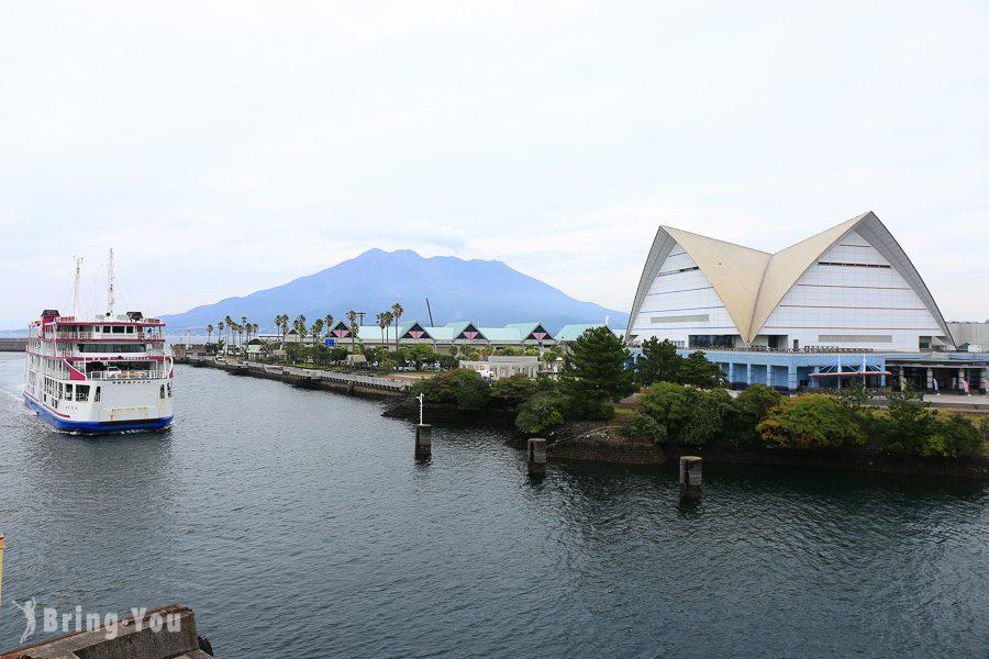 【鹿兒島自由行行程】櫻島一日遊渡輪交通,旅遊景點散策   BringYou