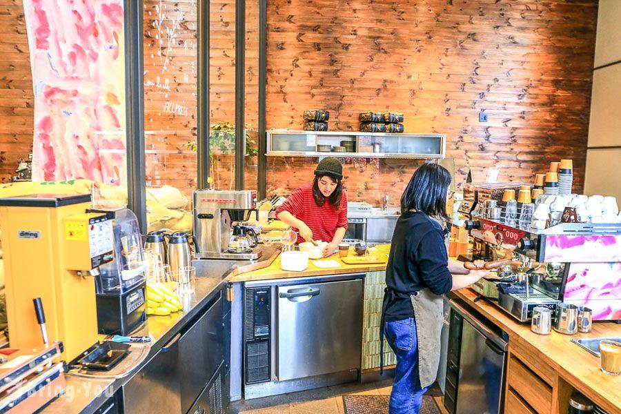 【東京清澄白河】Allpress Espresso:來自紐西蘭的咖啡名店 | BringYou