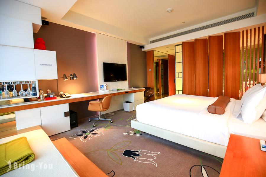 【臺北信義區住宿】臺北W飯店W Taipei Hotel:房型介紹、自助餐餐廳體驗 | BringYou