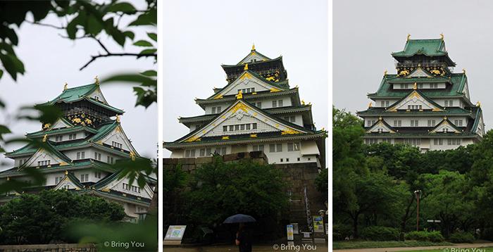 【大阪旅遊景點】大阪城天守閣 →日本歷史上的三大名城 | BringYou
