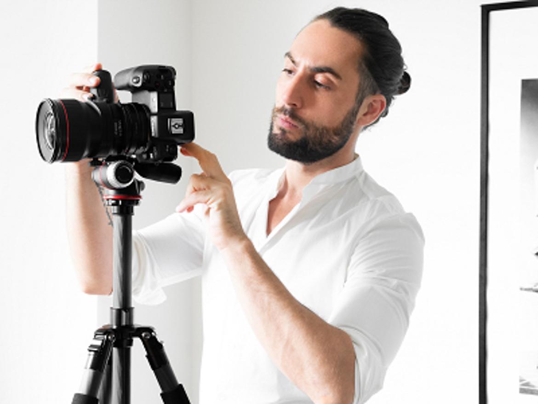 義大利攝影師 Lorenzo Pierucci 與 EOS R 的初懈逅:它真是一臺不可思議的相機! - 佳能 臺灣