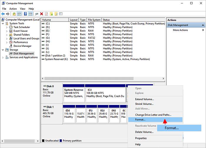 硬碟修復軟體在資料不丟失情況下修復硬碟 - EaseUS
