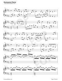 大魚-周深鋼琴譜檔(五線譜,雙手簡譜,數位譜,Midi,PDF)免費下載