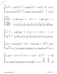 我多喜歡你你會知道-致我們單純的小美好推廣曲鋼琴譜檔(五線譜,雙手簡譜,數位譜,Midi,PDF)免費下載