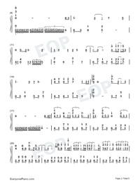 醉夢前塵-完美版鋼琴譜檔(五線譜、雙手簡譜、數位譜、Midi、PDF)免費下載