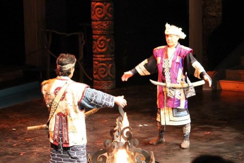 IOMANTE火祭 夏季公演