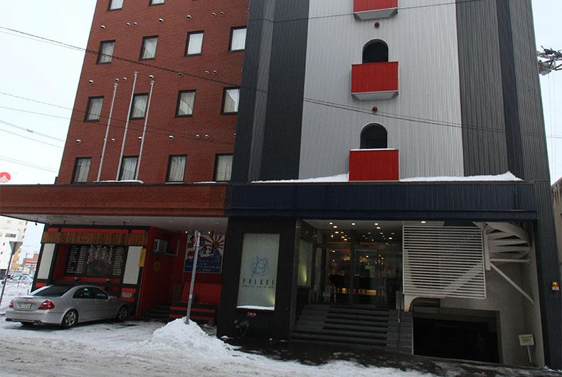 霸釧路酒店