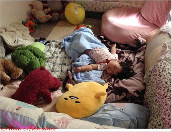 嬰兒睡過夜方法(0-3個月)上集 | 媽咪拜MamiBuy