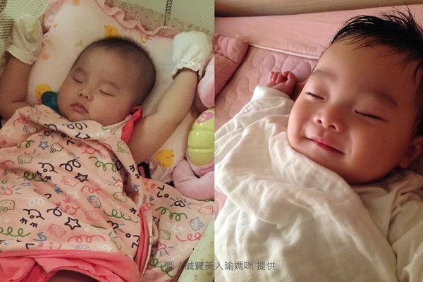 寶寶睡覺為何喜歡把小手舉高「投降」? 原因好萌 | 媽咪拜MamiBuy