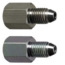 油壓水壓用接頭 PT內螺牙・PF外螺牙 -直柱・公- | MISUMI | MISUMI【臺灣三住】