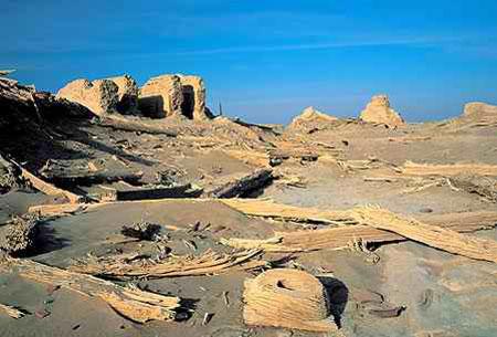 新疆樓蘭古國探險旅遊 - 中國探險聖地:樓蘭古國 - 美景旅遊網