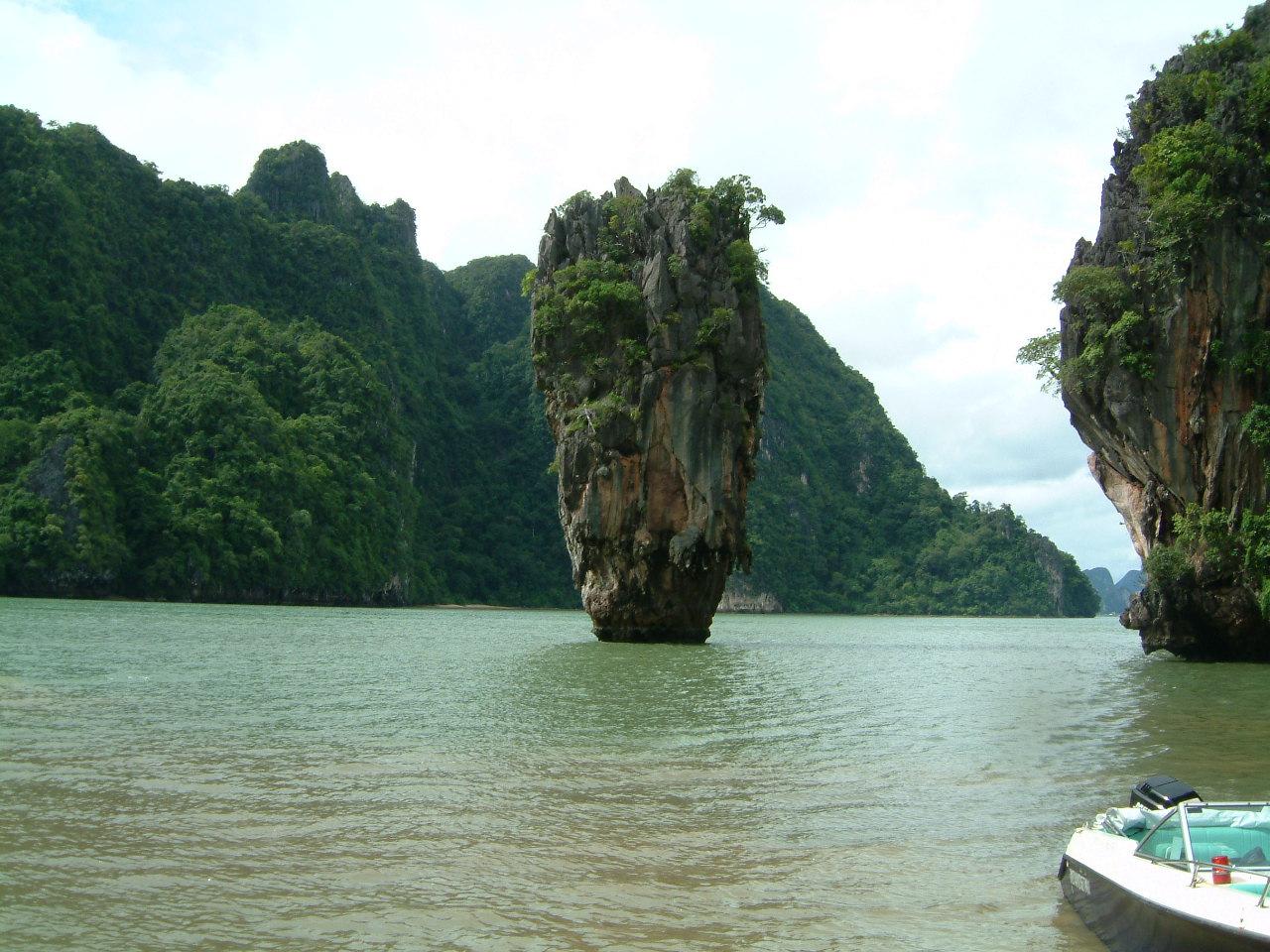泰國普吉島圖片 - 泰國風景:度假天堂-普吉島(04) - 美景旅遊網