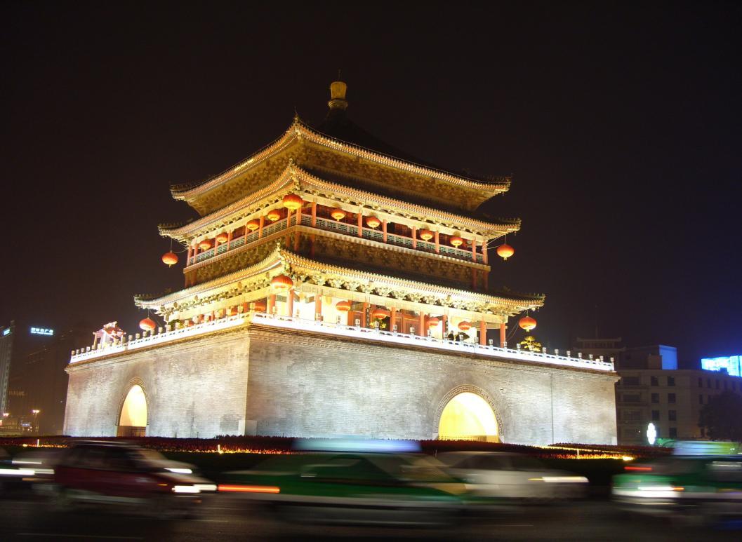中國大陸旅遊指南:西安二日遊攻略 - 2011春節旅遊推薦-西安 - 中國旅遊部落格