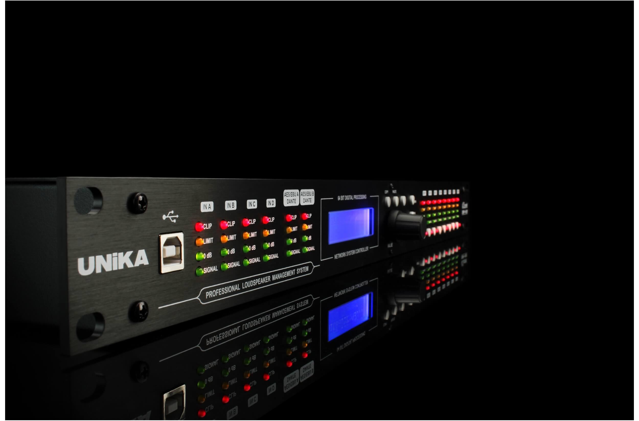 上鍵電子專業音響 Unika Electronic Co., Ltd