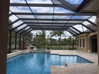 Pool Screen Enclosures West Palm Beach, FL | Patio Screen ...