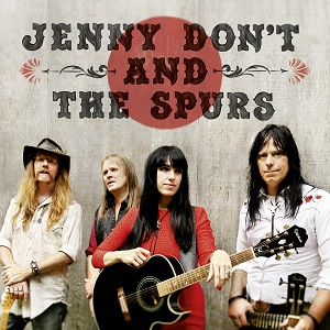 Jenny Don't & TheSpurs