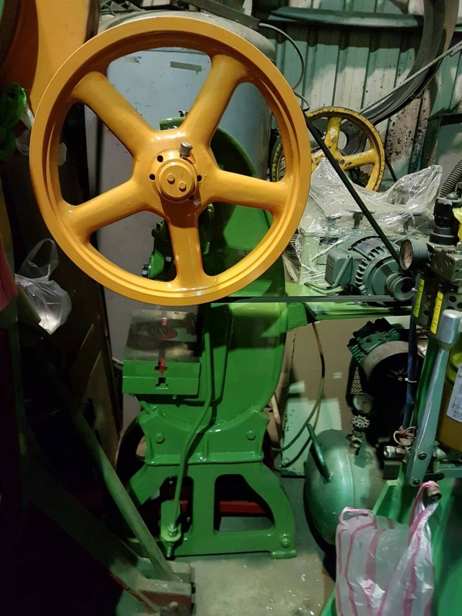 航聖 . 安隆中古機械