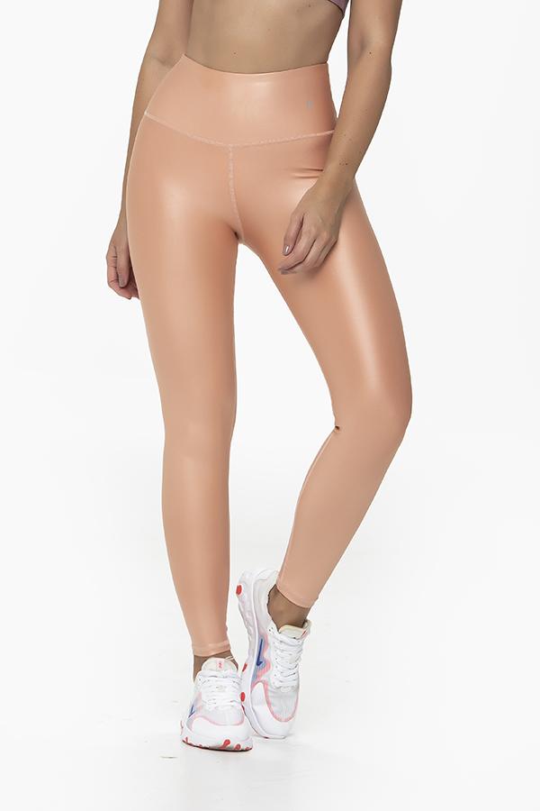 Leather Look Mandarine Legging