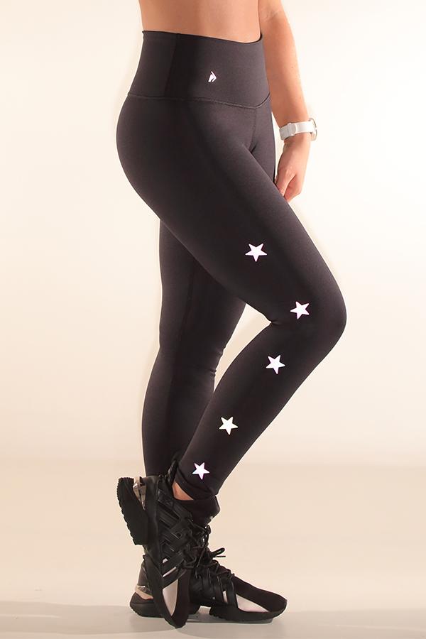 Reflective Stars Leggings