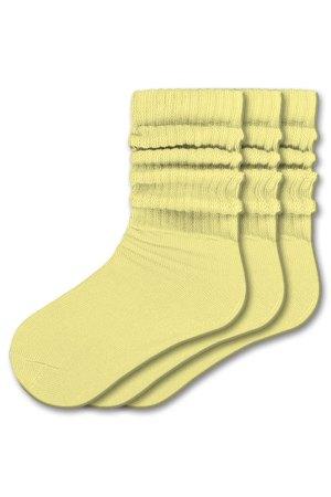 Slouch Socks – 3 Pair Pack