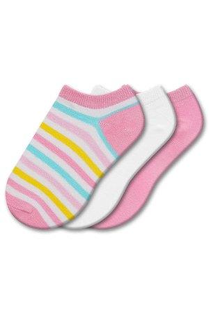 Low Cut Socks Assorted – 3 Pair Pack