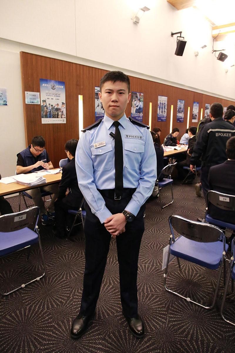 警察招募日(春季) 2018 花絮 | 香港警務處