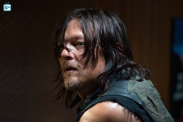 THE WALKING DEAD SEASON 6 EPISODE 11 KNOTS UNTIE SPOILER PREVIEW DARYL NORMAN REEDUS