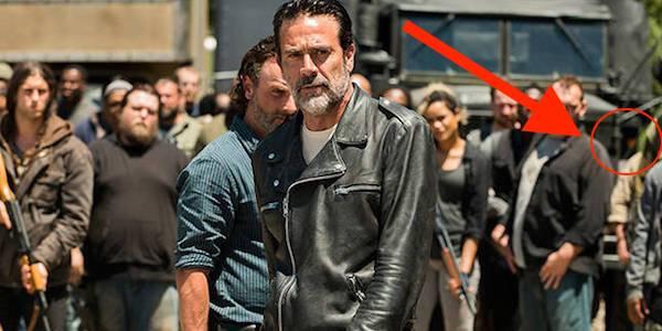 Daryl e Rick hanno comunicato in segreto davanti a Negan?