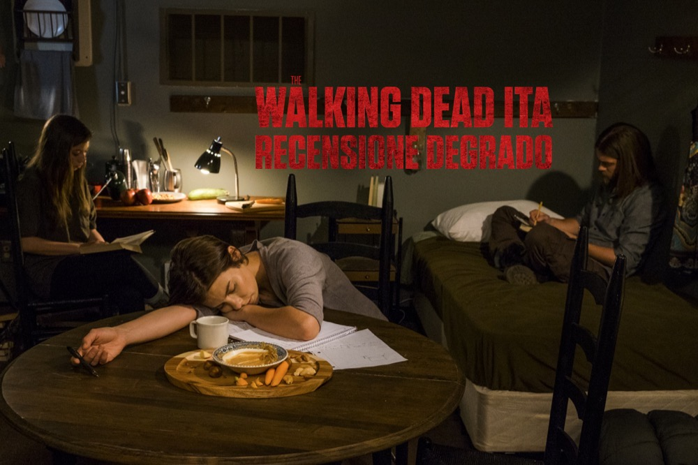 Recensione Degrado The Walking Dead 7×14
