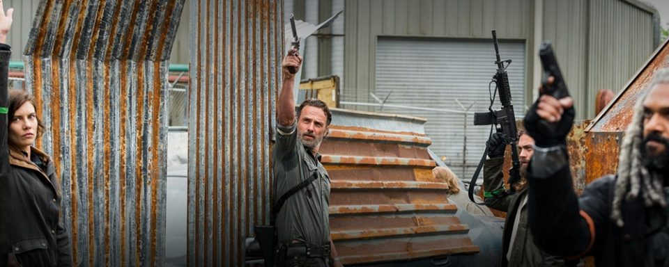 the walking dead 8x01 ita