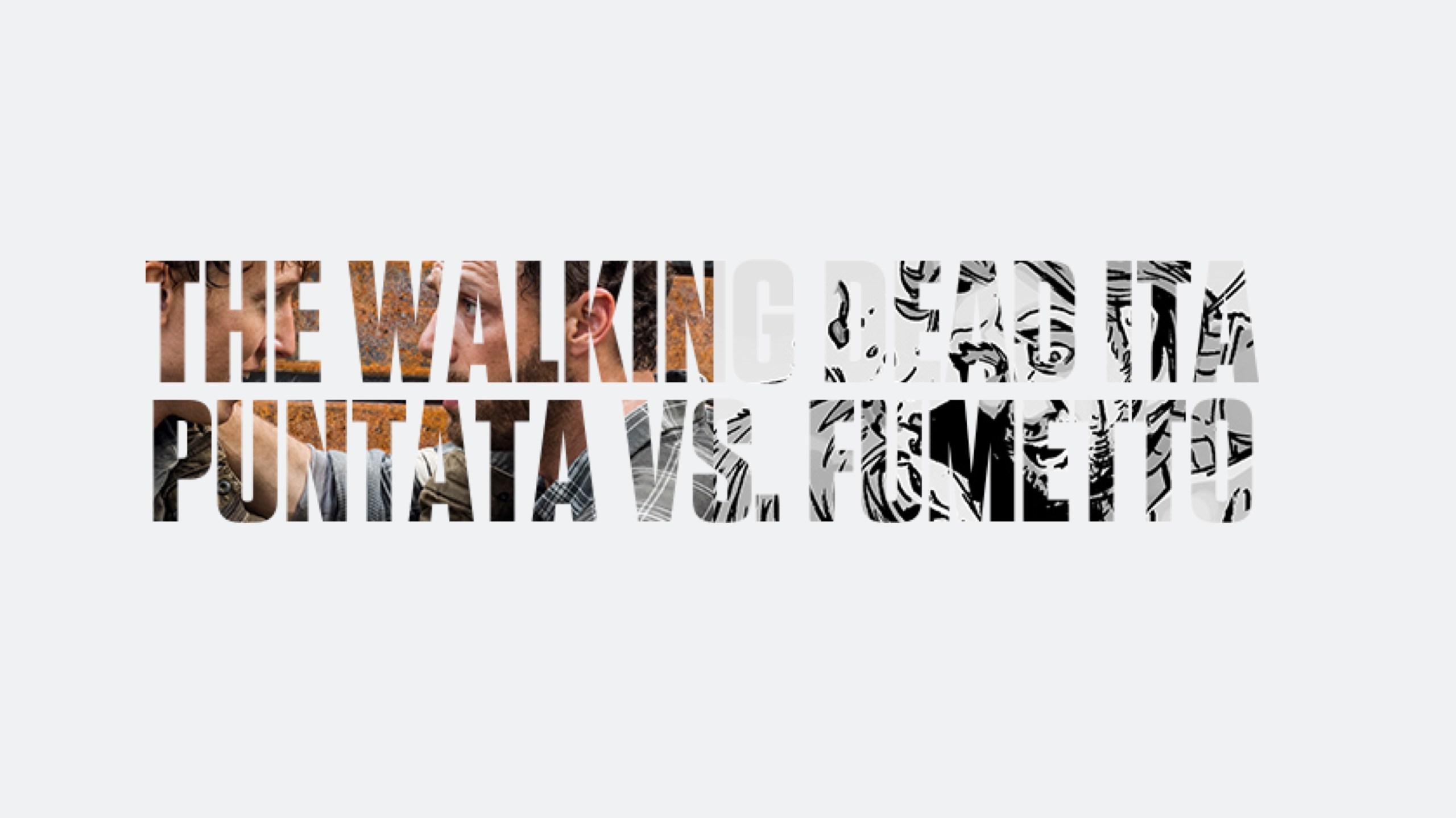 The Walking Dead Episodi 8×02/03/04 vs. il Fumetto