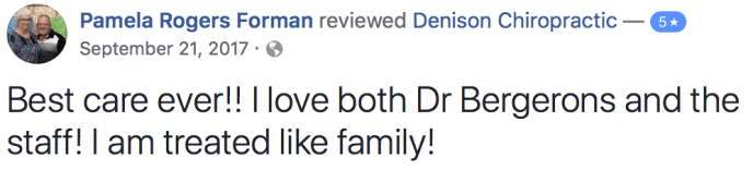 Chiropractor - Denison TX - Near Me - Reviews