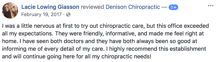 Pain down arm Chiropractor Denison TX