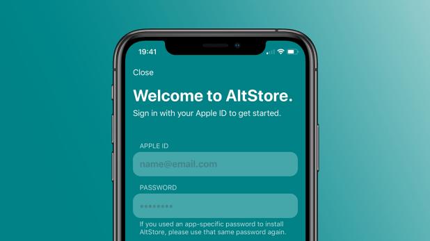 تحميل تطبيق AltStore ( لأجهزة iPhone و iPad )