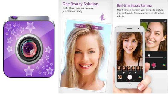 youcam selfie app