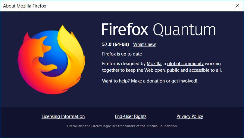 Software-update: Mozilla Firefox 57.0.1 - Computer - Downloads - Tweakers