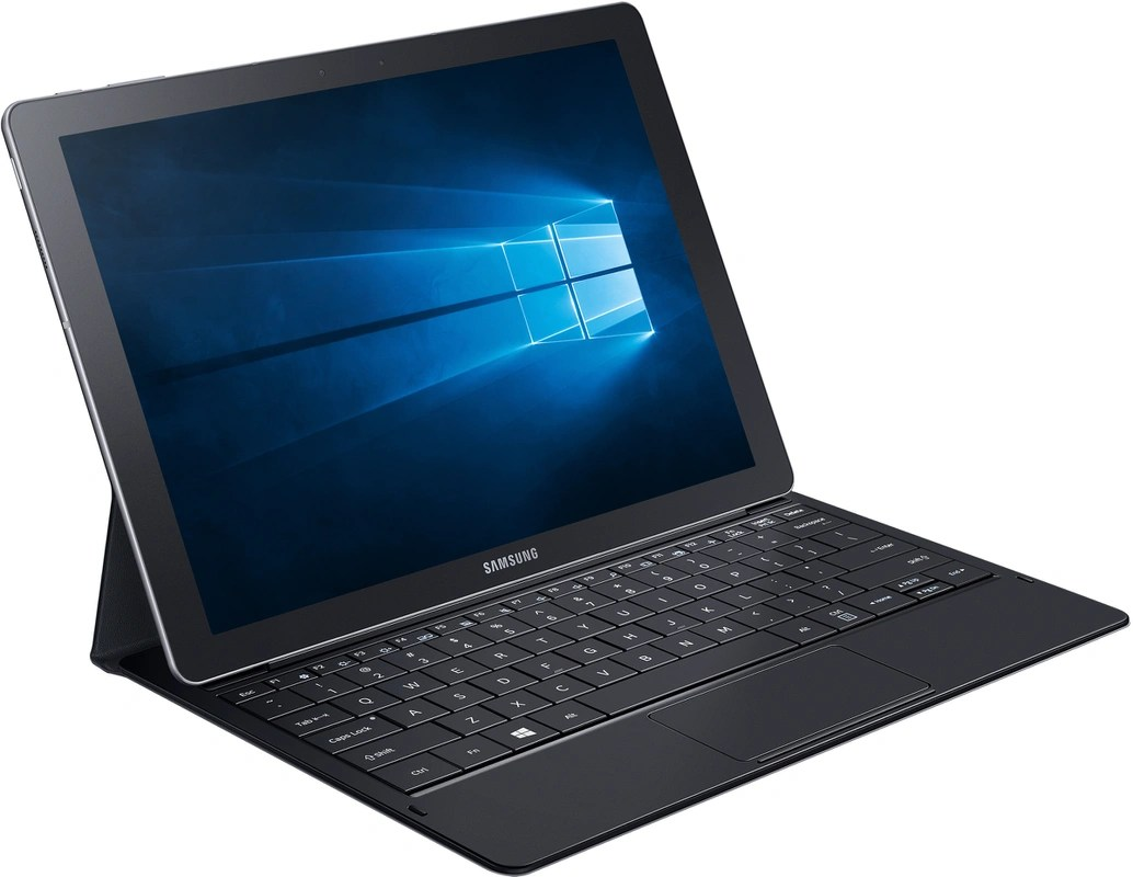 Samsung Galaxy TabPro S WiFi Windows 10 Pro Zwart