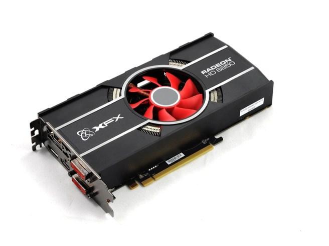 XFX Radeon HD 6850 1GB - Kenmerken - Tweakers