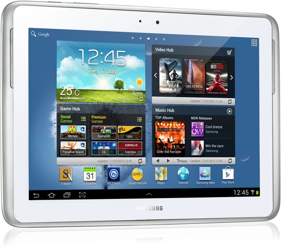 Samsung Galaxy Note 101 16GB 3G WiFi Wit