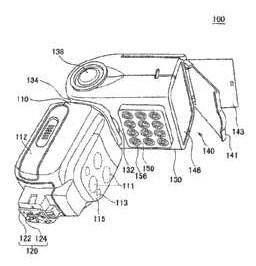 Nikon patenteert opzetflitser met continu-licht voor video