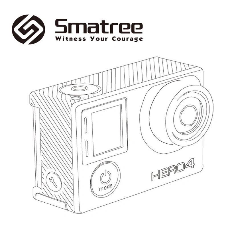 'GoPro Hero4 krijgt geïntegreerd touchscreen en 4k-opnames
