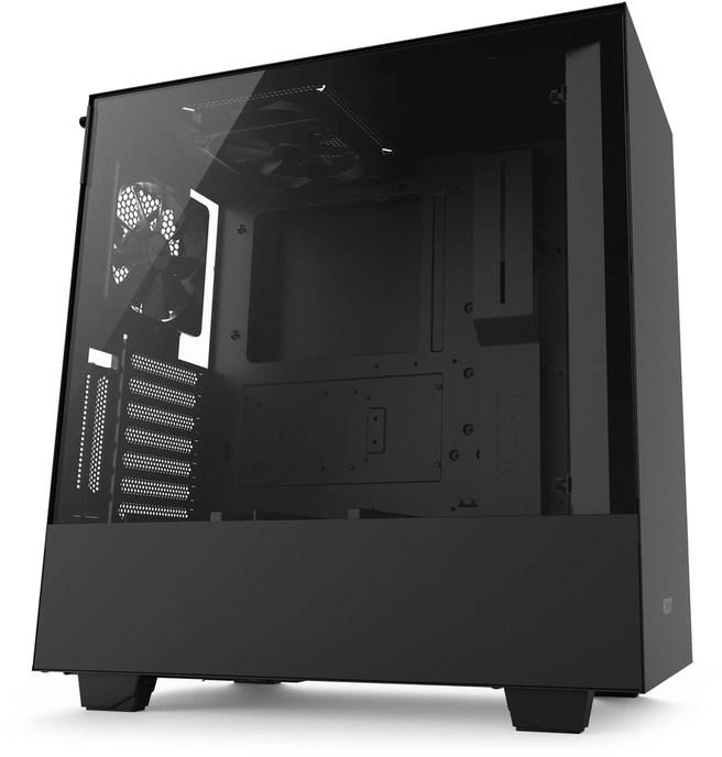 NZXT H500i Zwart - Kenmerken - Tweakers