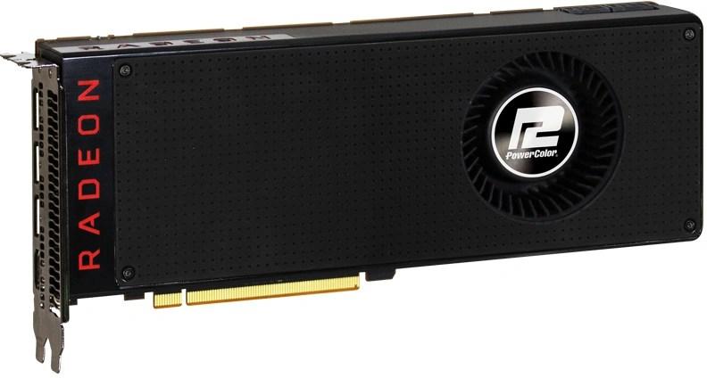 Powercolor Radeon RX Vega 56 8GB HBM2 - Kenmerken - Tweakers
