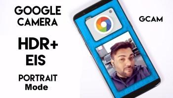 Portrait selfies on any device [Google Camera Mod Latest APK] – TweakGuy