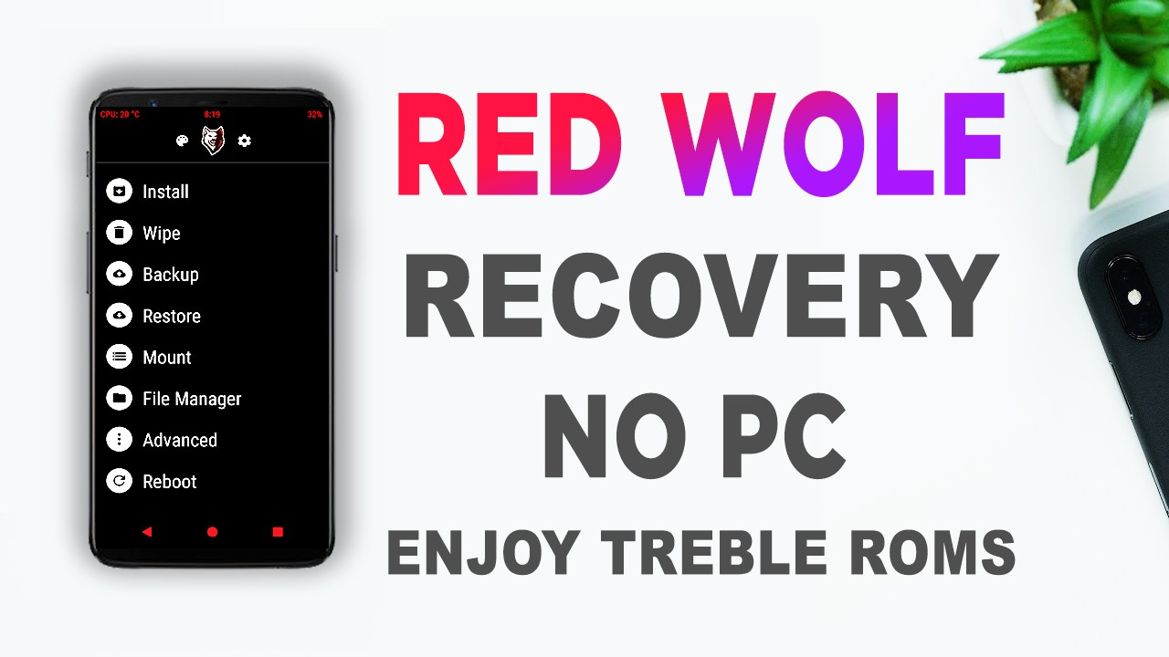 Download Red Wolf Recovery – TweakGuy